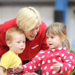 Gym Tots at Yate International Gymnastics Club