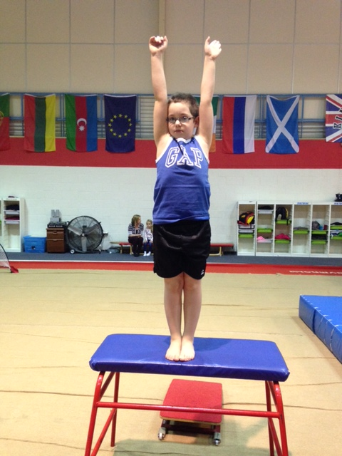 Disability Gymnastics