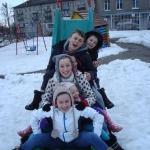 Gymnastics trip to Belarus