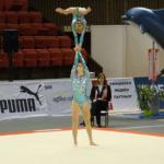 Bulgaria trip for gymnastics