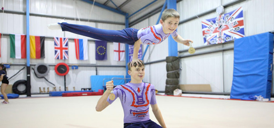 Yate International Gymnastics Centre