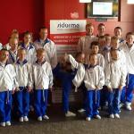 Spain gymnastics trip