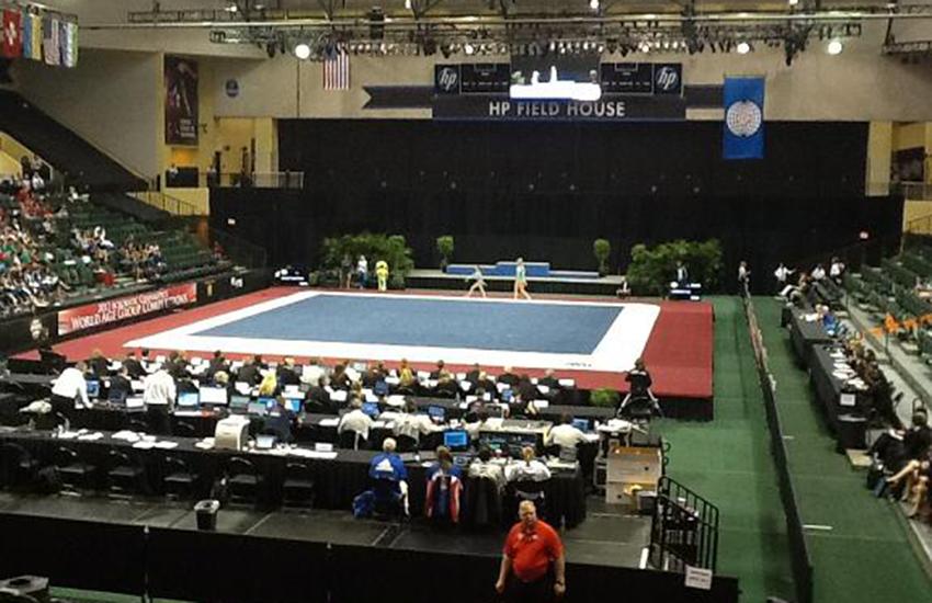 USA Gymnastic trip