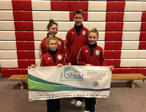 Finn, Kirsten, Grace, Nyree Gain Big GB World Call